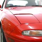 Vollfolierung Mazda Cabrio
