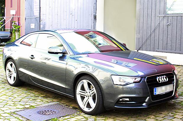 Audi Designfolierung