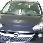 Teilfolierung Opel Adam