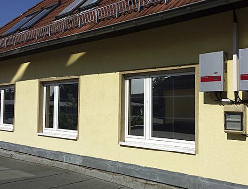 Wärmeschutz für Gebäude