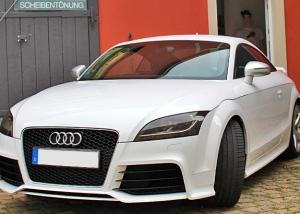 Scheibentoenung Audi TT RS