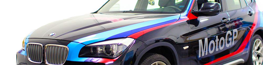 BMW x1 als Safety-Car