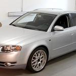 Audi A4 Avant Vollfolierung