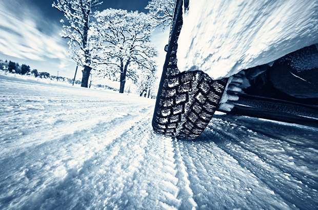 Winter-Fahrzeugschutz