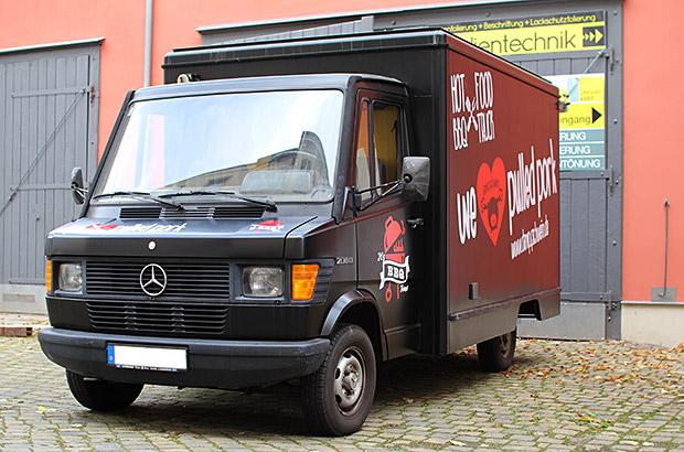 Mercedes 208D Gastronomie