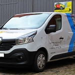 Renault Trafic Designfolierung