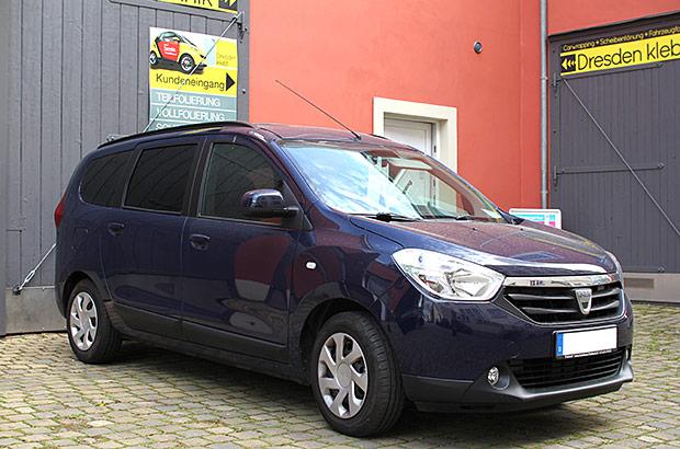 Dacia Lodgy Scheibentönung