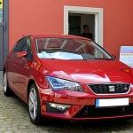 Seat Leon Motorhaube Schutz