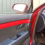 Audi Interieur Folierung