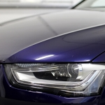 Audi S4 Steinschlagschutz