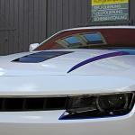 Chevrolet Camaro Teilfolierung