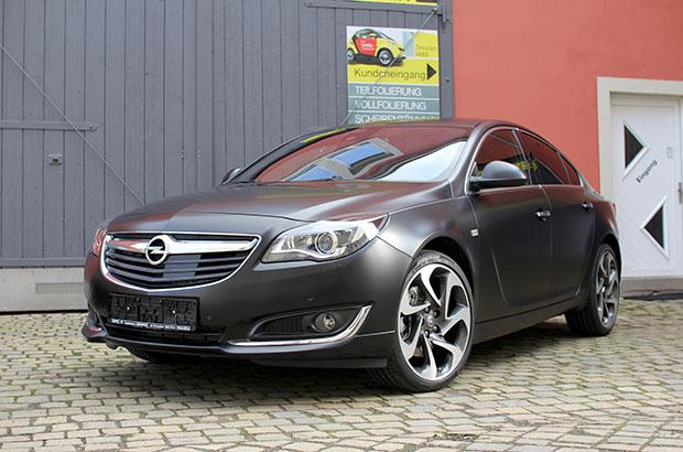 Opel Insignia, Vollfolierung