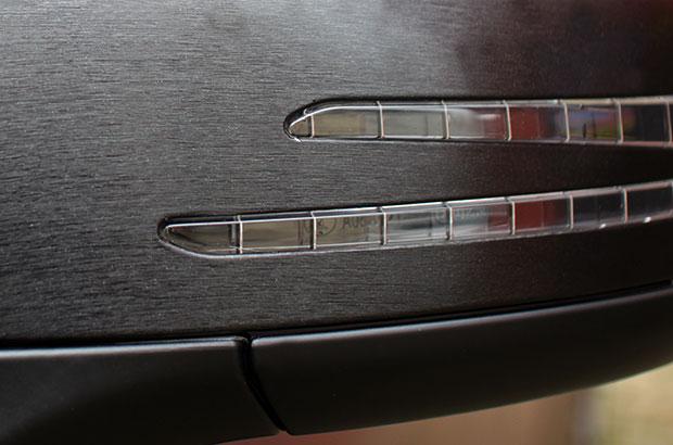 Mercedes CLS, Vollfolierung