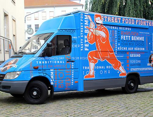 Mercedes Food Truck