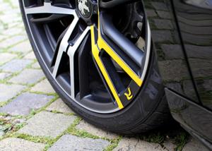 Peugeot Felgendesign Designfolierung