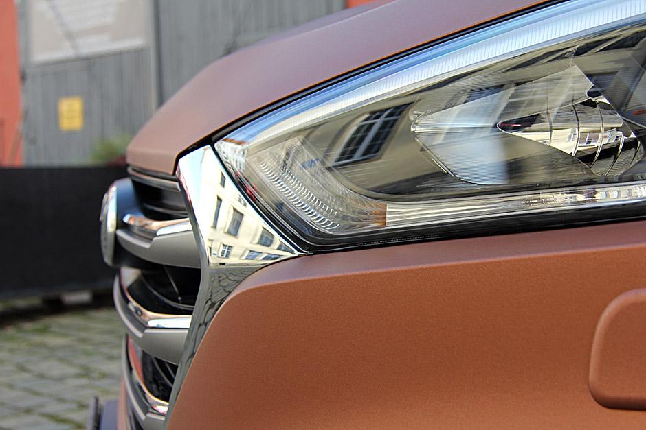 Hyundai Tucson Vollfolierung