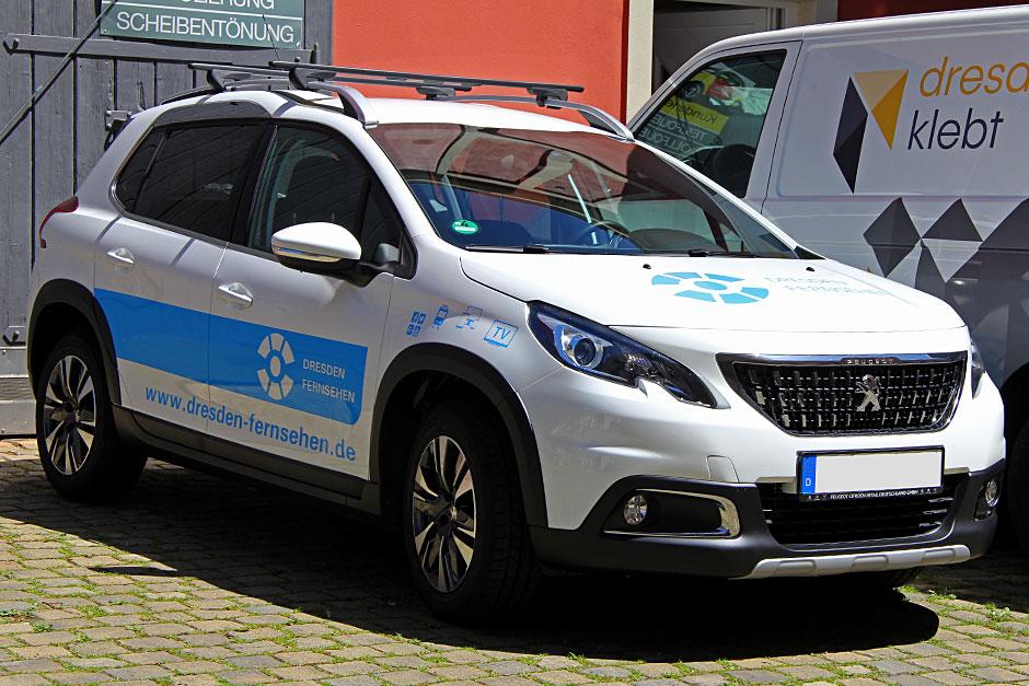 Peugeot 2008 Werbung