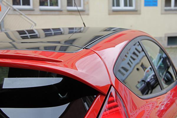 Ford Fiesta ST - Teilfolierung Dach