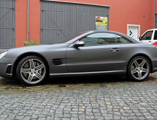 Mercedes-AMG SL 65 – Vollfolierung