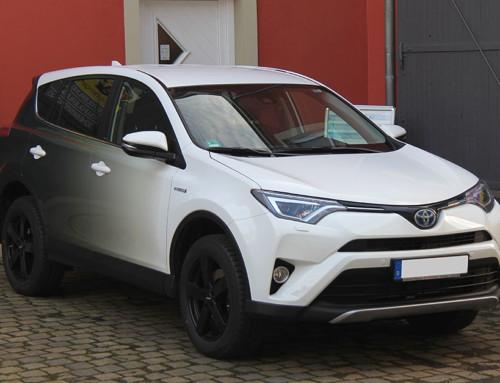 Toyota RAV4 – Neuer Look!