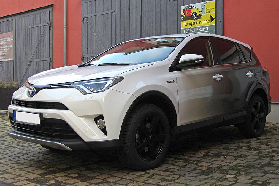 Toyota Designfolierung