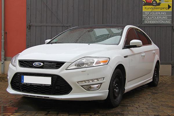 Ford Mondeo Teilfolierung